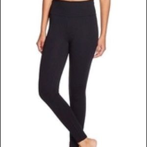 SPANX Black leggings. Size small